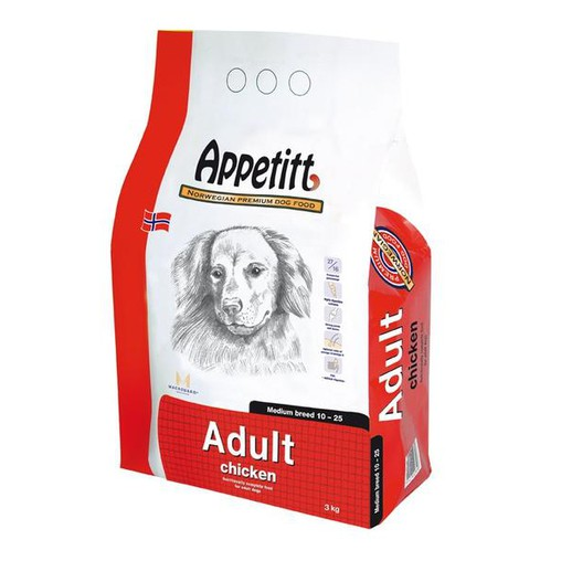 Appetitt Adult Medium