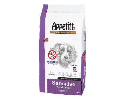 Appetitt GrainFree Sensitive Medium