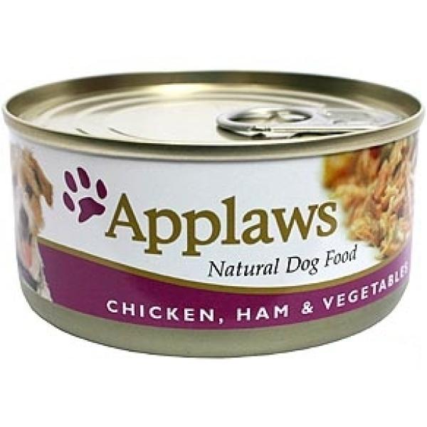 Applaws Chicken, Ham & Vegetables