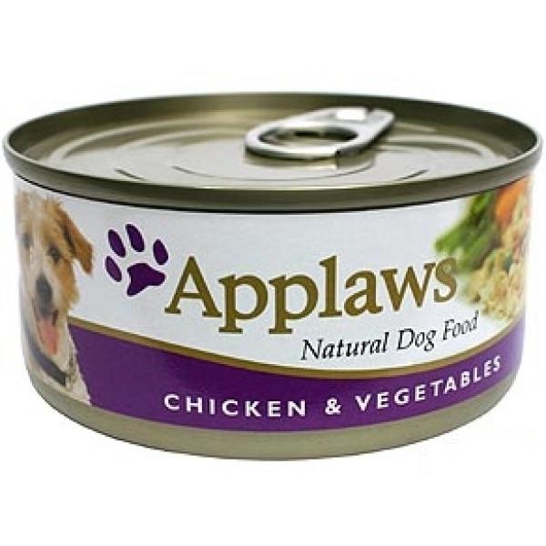 Applaws Chicken & Vegetables
