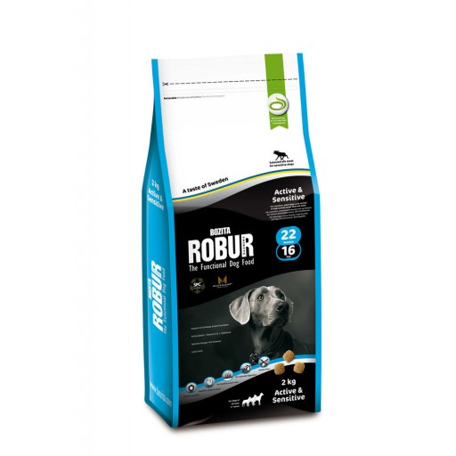 Bozita Robur Active & Sensitive