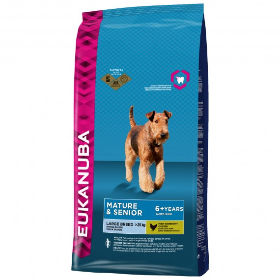 Eukanuba Mature & Senior Large