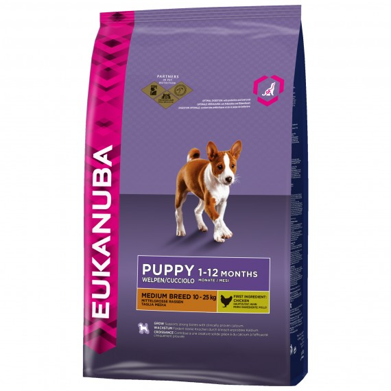 Eukanuba Puppy Medium