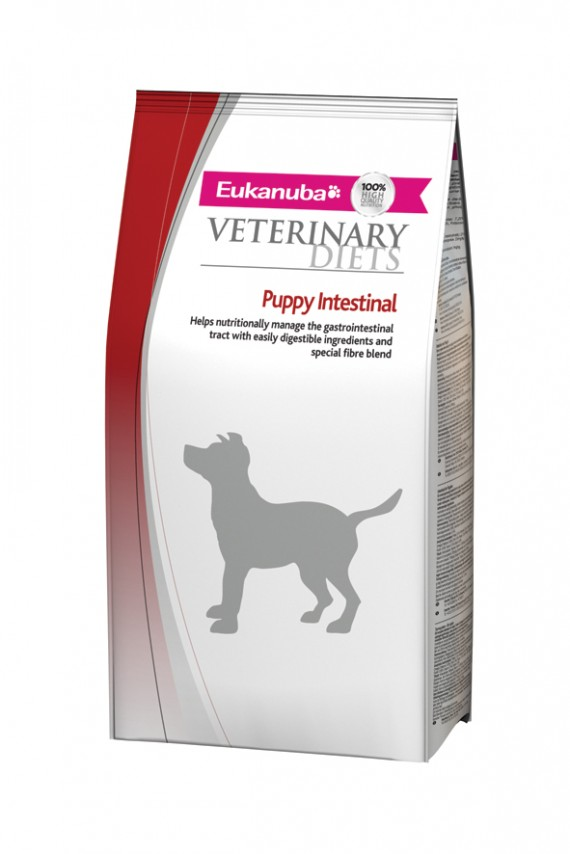 Eukanuba Veterinary Diets Intestinal Puppy