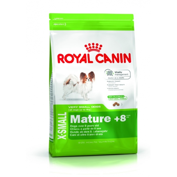 Royal Canin X-small Mature +8